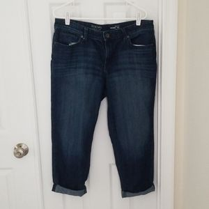 Sonoma Boyfriend Cropped Jeans